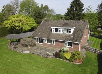 Thumbnail 4 bed detached house for sale in Hampton Road, Oswestry, Shropshire