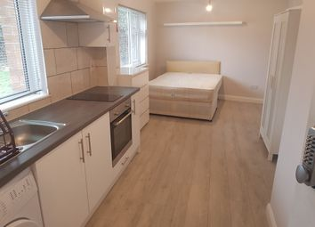 Thumbnail 1 bed flat to rent in Banister Close, Northolt