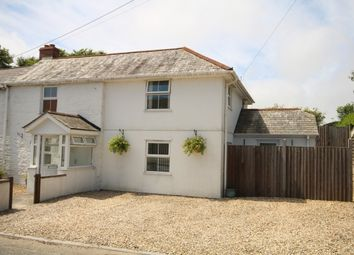 Thumbnail 3 bed semi-detached house for sale in Valley Truckle, Camelford