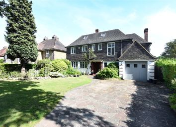 Thumbnail 5 bed detached house for sale in Shortlands Road, Bromley