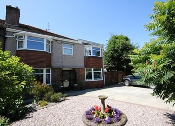 Thumbnail 5 bed semi-detached house to rent in Church Road, Formby