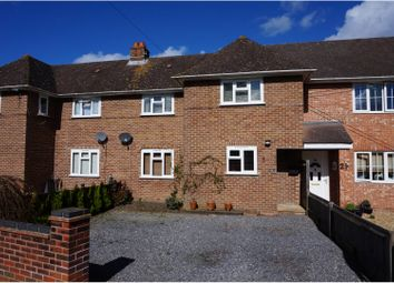 Thumbnail 3 bed terraced house for sale in The Crescent, Marchwood, Southampton