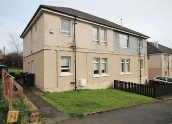 Thumbnail 1 bed flat for sale in John Baird Street, Cumnock