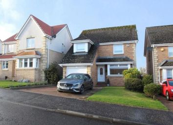 Thumbnail 4 bed detached house for sale in Shiel Drive, Larkhall, South Lanarkshire