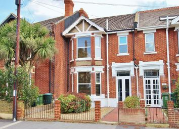 Thumbnail 4 bedroom terraced house for sale in Winter Road, Southsea