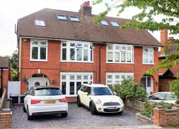 Thumbnail 4 bed semi-detached house for sale in Blackacre Road, Theydon Bois