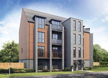 "Thumbnail 3 bed duplex for sale in ""The Ely"" at Whinney Hill, Durham"