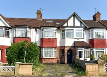 Thumbnail 4 bedroom terraced house for sale in Connaught Gardens, Palmers Green, London