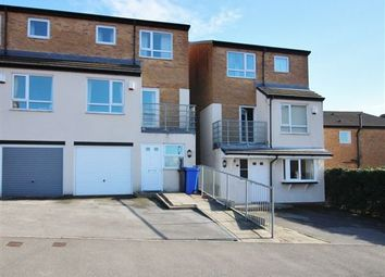 Thumbnail 4 bedroom town house for sale in Kenninghall View, Sheffield