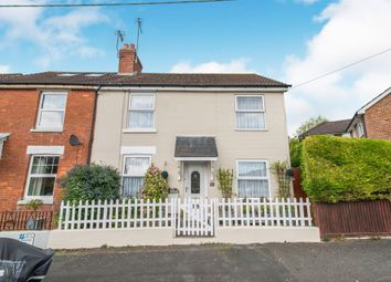 Thumbnail 3 bedroom semi-detached house for sale in Leigh Road, Andover