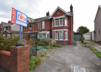 Thumbnail 3 bed semi-detached house for sale in Colcot Road, Barry