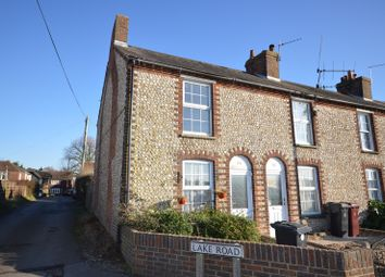 Thumbnail 2 bed end terrace house to rent in Florence Road, Chichester