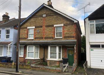 Thumbnail 3 bed semi-detached house for sale in 40 Little Roke Avenue, Kenley, Surrey
