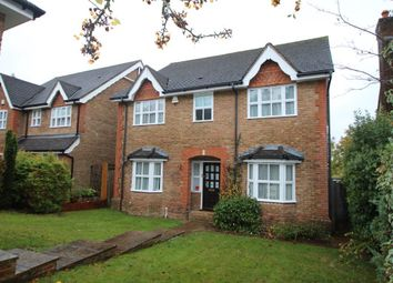 Thumbnail 4 bed detached house to rent in Stockhams Close, Croydon, Surrey