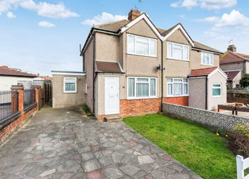 Thumbnail 3 bed semi-detached house for sale in Ingleton Avenue, Welling