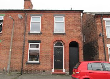Thumbnail 2 bedroom end terrace house for sale in David Street, Northwich
