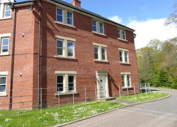 Thumbnail 2 bed flat to rent in Tidcombe Walk, Tiverton