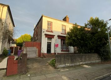 Thumbnail 3 bed terraced house for sale in Ash Grove, Wavertree, Liverpool
