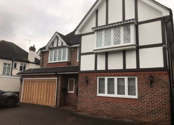 Thumbnail 7 bed detached house to rent in Hillview Road, Pinner