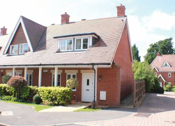 3 bed property for sale in Hillside Mews, Sarisbury Green, Southampton SO31