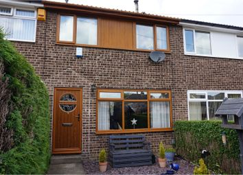 Thumbnail 3 bed town house for sale in Moorcroft Drive, East Bierley