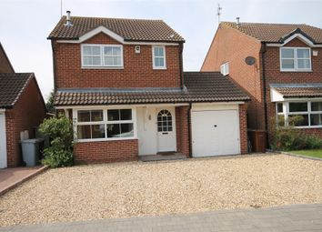 Thumbnail 3 bed detached house for sale in The Weavers, Newark, Nottinghamshire.