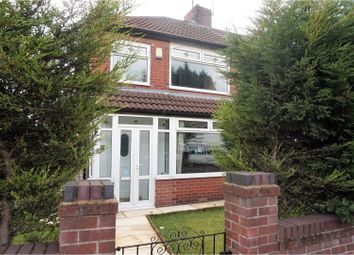 Thumbnail 2 bed end terrace house for sale in Selkirk Road, Oldham