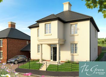 "Thumbnail 4 bed semi-detached house for sale in ""The Marianne @ The Green"" at Romsey Road, Winchester"