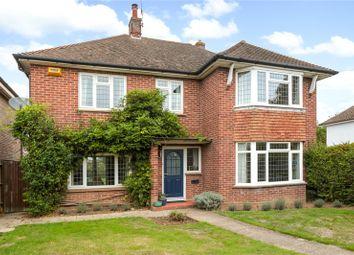 Thumbnail 4 bed detached house for sale in Cornwallis Avenue, Tonbridge, Kent