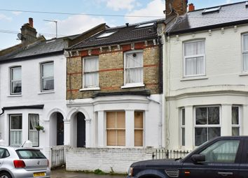 Thumbnail 1 bed flat to rent in Kinnoul Road, Hammersmith