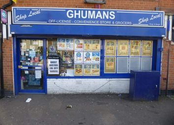 Thumbnail Retail premises for sale in 89 Brackens Lane, Derby