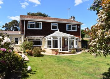 Thumbnail 4 bed detached house for sale in Grosvenor Close, Ashley Heath, Ringwood