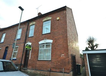 Thumbnail 3 bed terraced house for sale in Fleetwood Road, Leicester