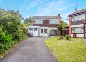 4 bed detached house for sale in Highgate Close, Walsall WS1
