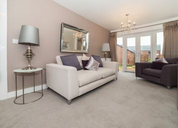 Thumbnail 3 bed semi-detached house for sale in Hemlock Way, Off Great Bridge Road, Bilston