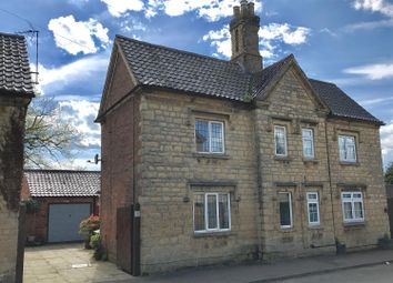 Thumbnail 2 bed cottage for sale in Goadby Road, Waltham On The Wolds, Melton Mowbray
