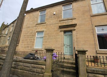 Thumbnail 3 bed end terrace house to rent in Bank Street, Darwen
