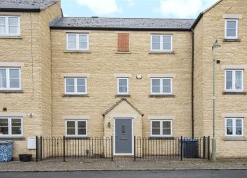 Thumbnail 3 bed terraced house for sale in Pine Rise, Witney, Oxfordshire
