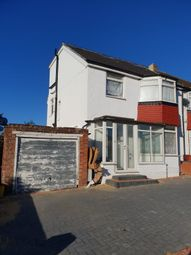 Thumbnail 7 bed semi-detached house to rent in Wakefield Gardens, Redbridge, Essex