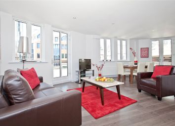 Thumbnail 1 bed flat to rent in One Whites Row, White's Row, Liverpool Street, London