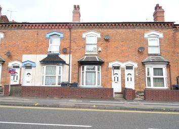 Thumbnail 3 bedroom shared accommodation to rent in Witton Road, Aston