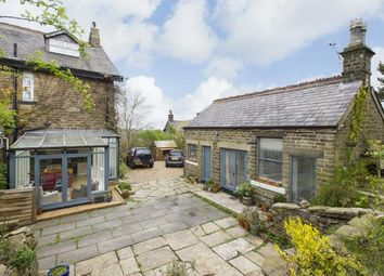 Thumbnail 4 bed semi-detached house for sale in Buxton Road, New Mills, High Peak, Derbyshire