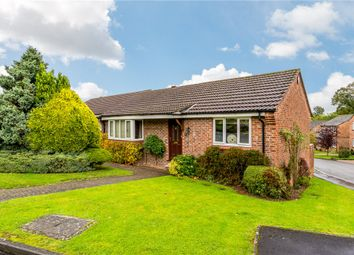 Thumbnail 3 bed detached bungalow for sale in Kings Mead, Ripon, North Yorkshire