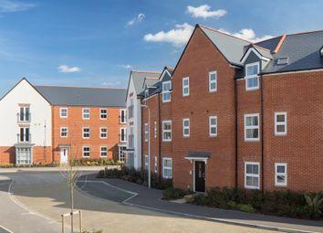 "Thumbnail 2 bedroom flat for sale in ""Pinewood House"" at Samborne Drive, Wokingham"