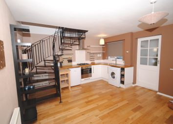 Thumbnail 1 bed end terrace house to rent in Roundhill Way, Loughborough