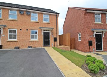 Thumbnail 2 bed end terrace house for sale in Foxglove Way, Beverley
