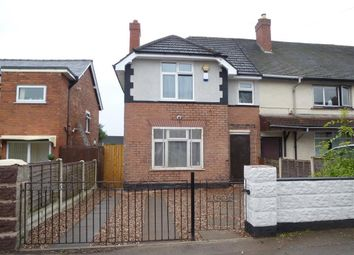 Thumbnail 3 bed property to rent in Oakland Road, Walsall