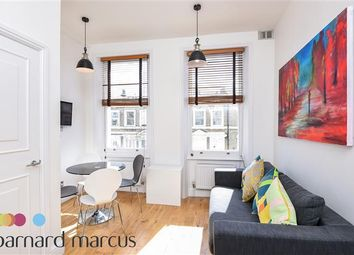 Thumbnail Flat to rent in Barons Court Road, London