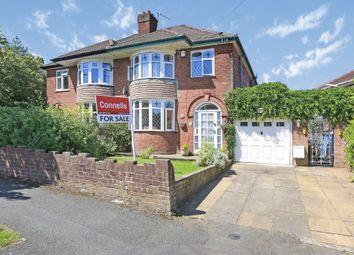 3 bed semi-detached house for sale in Lytton Avenue, Penn, Wolverhampton WV4