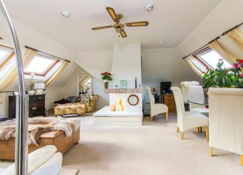 Thumbnail 4 bed flat for sale in Turketel Road, Folkestone